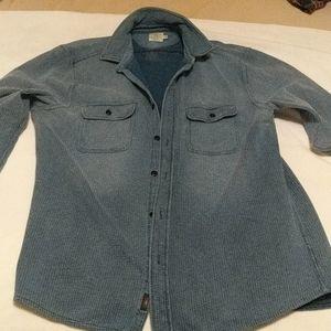 Faherty Knit Dobby Shirt
